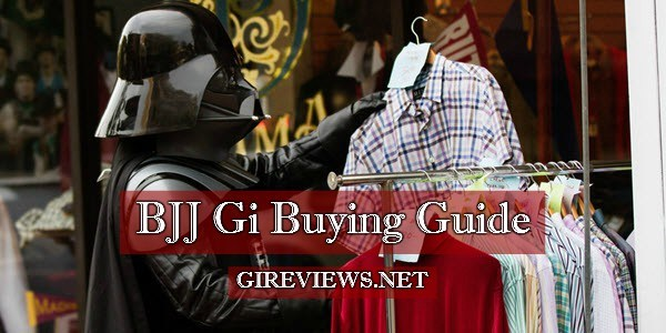 BJJ Gi Buying Guide