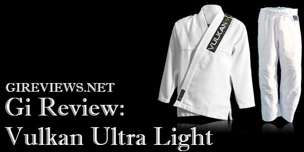 Gi Review: Vulkan Ultra Light