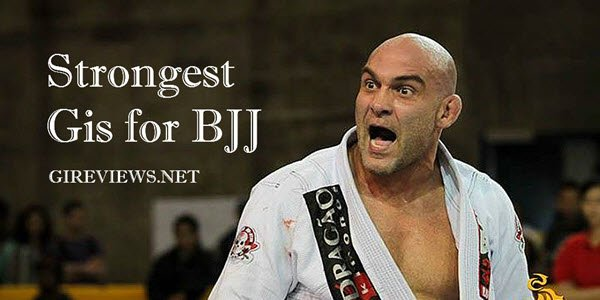 Strongest Gis for BJJ