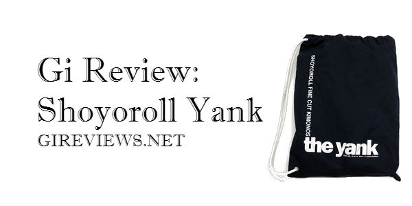 Gi Review: Shoyoroll Yank