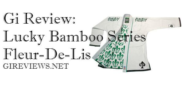 Gi Review: Lucky Bamboo Series Fleur-De-Lis