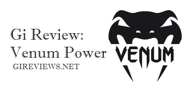 Gi Review: Venum Power