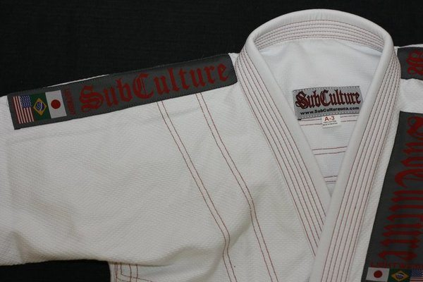 Subculture Red Dawn Jacket Sleeve