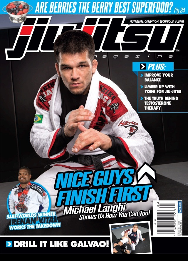 The best Brazilian Jiu Jitsu (BJJ) Magazines
