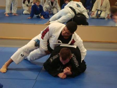 kauai kimonos gi in action
