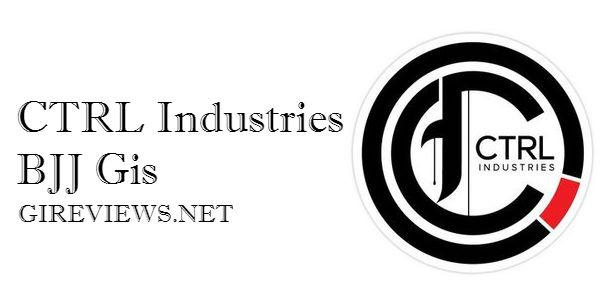 CTRL Industries Brazilian Jiu Jitsu Gis