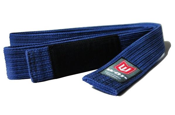 BJJ Holiday Gift Guide (Gi Edition) - War Kimono BJJ Belt Azul