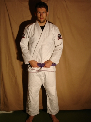 Gi Review: Ronin Brand Insignia BJJ