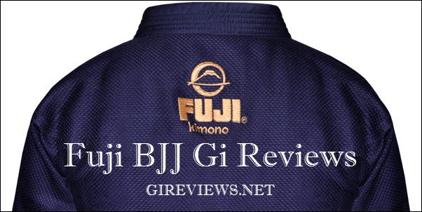 Fuji BJJ Gi Reviews