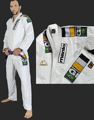 Gi Review: Manto Single Weave Brazilian Jiu Jitsu