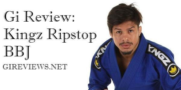 Gi Review: Kingz Ripstop BJJ Gi