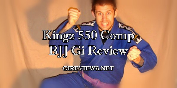 Kingz 550 Comp Gi Review banner