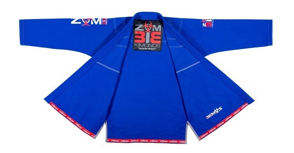 Zombie Kimonos: The Seducer Gi