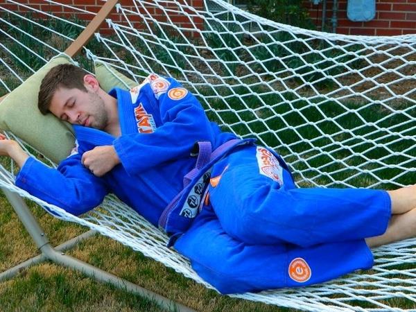 Tatami Fightwear Terere Gi hammock