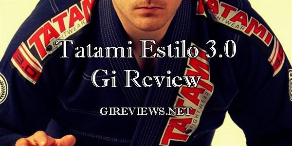 Tatami Estilo 3.0 gi review banner1