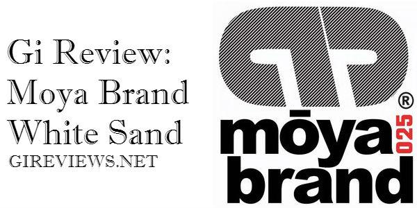 Gi Review: Moya Brand White Sand