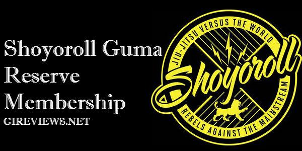Shoyoroll Guma Reserve Membership