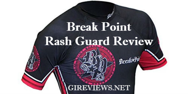 break point rash guard review