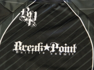 break point rashguard chest