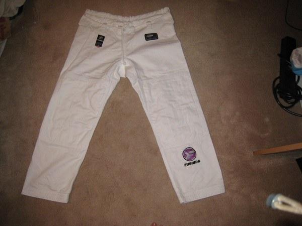 fushida women's comp ls gi trousers