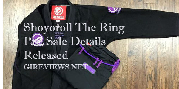 Shoyoroll The Ring Pre-Sale Details Released