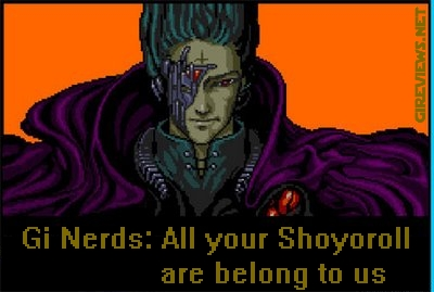 Pictures of every Shoyoroll Gi