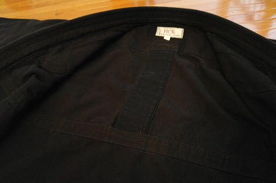 howard-combat-kimonos-hck-ripstop-lite-review-back-seam
