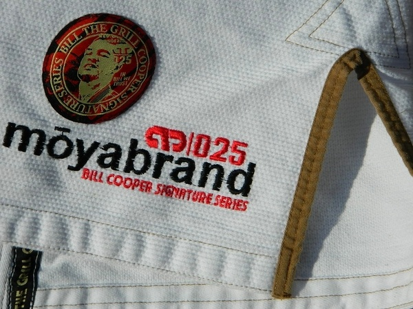 bill the grill cooper moya brand gi skirt embroidery