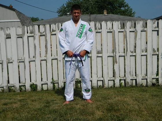 Full Metal Jiu Jitsu BJJ Gi design