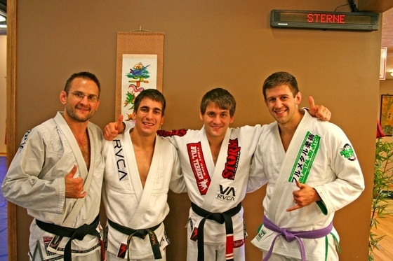Full Metal Jiu Jitsu BJJ Gi in action