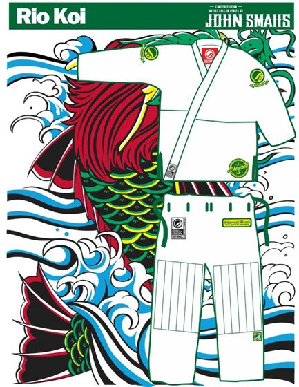 Shoyoroll Rio Koi Gi Review-illustration