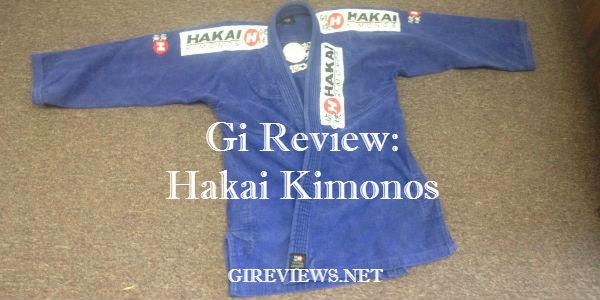 Hakai Kimonos Gi Review
