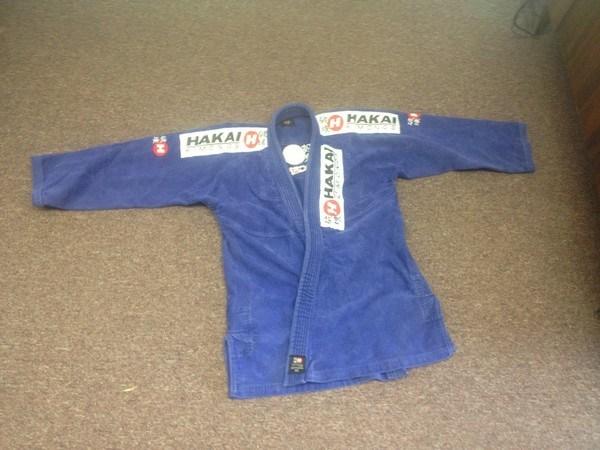 Hakai Kimonos gi jacket