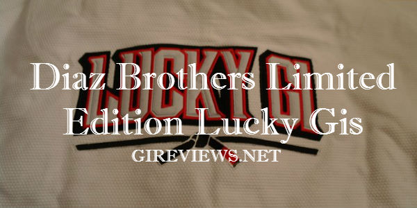 Diaz Brothers Lucky Gi