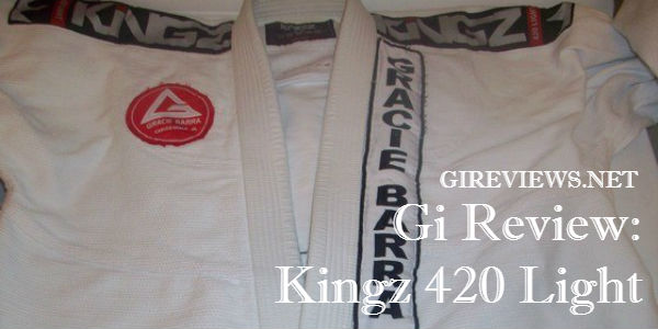 Kingz 420 Light BJJ Gi Review by Jose Vera
