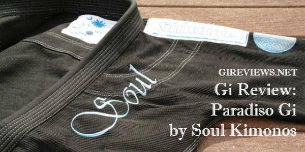The Paradiso Gi by Soul Kimonos