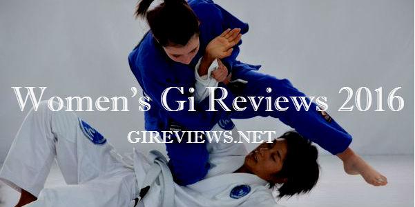 Women's Gi Reviews 2016