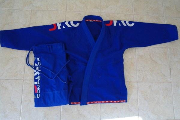 Gi Review: 'Competitor' by Da Firma Kimono Company
