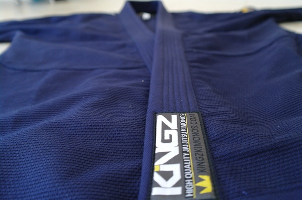 Kingz 450 Comp V2 Gi Review closed jacket