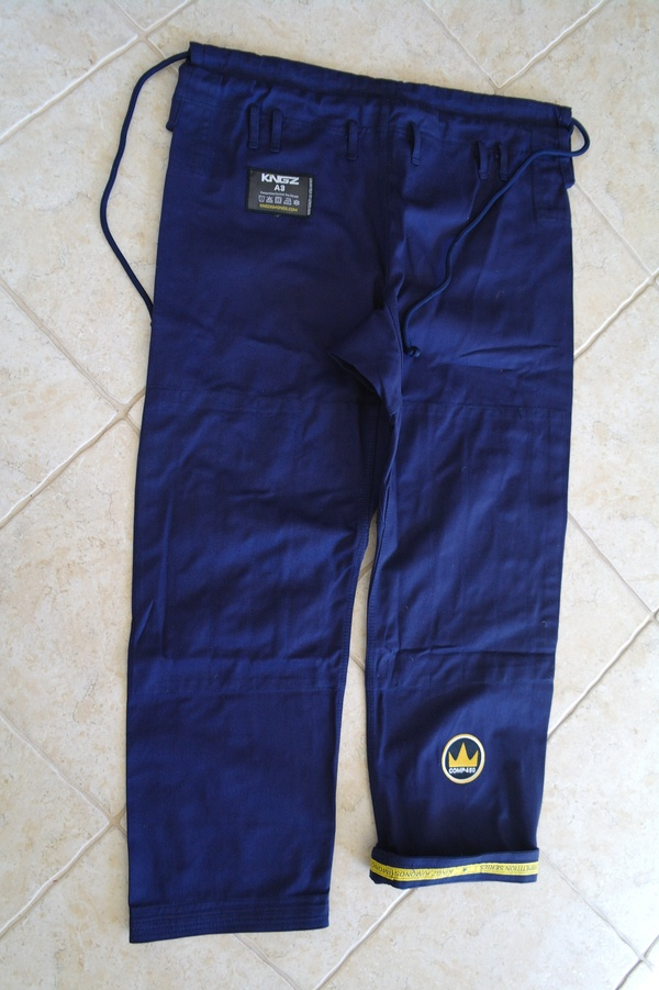 Kingz 450 Comp V2 Gi Review pants