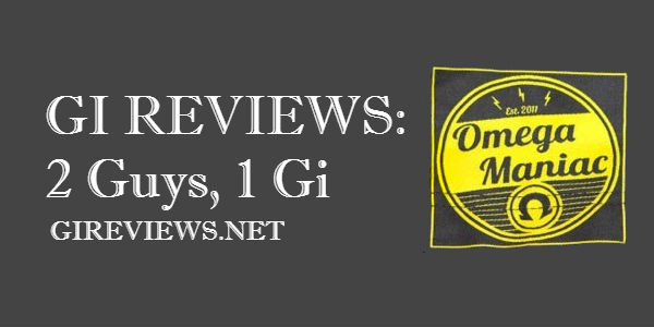 GI REVIEWS: 2 Guys, 1 Gi