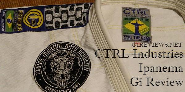 CTRL Industries Ipanema Gi Review