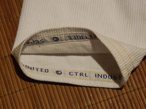 ctrl industries ipanema  jacket cuff