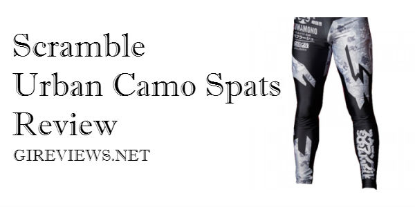 Go Full Spats - Scramble Urban Camo Spats Review