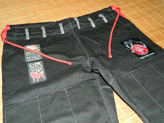 bull terrier gawakoto unleashed pants 2