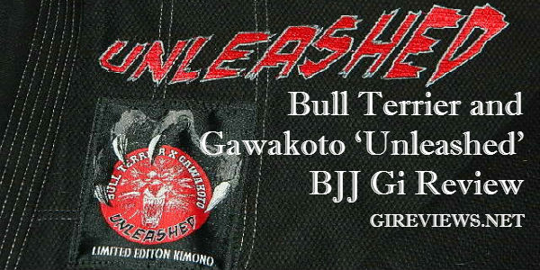 Bull Terrier and Gawakoto 'Unleashed' BJJ Gi Review