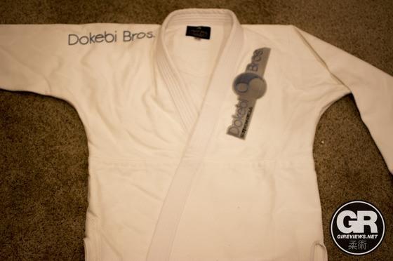 Dokebi Bros Brazilian Jiu Jitsu Gi front