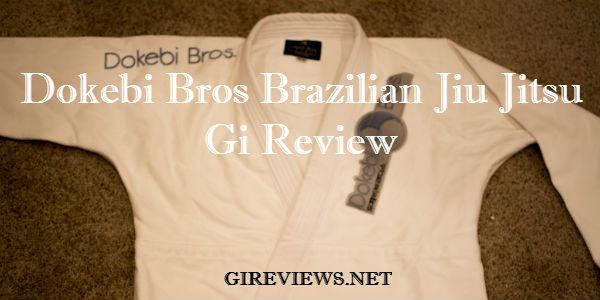 Dokebi Bros Brazilian Jiu Jitsu Gi Review