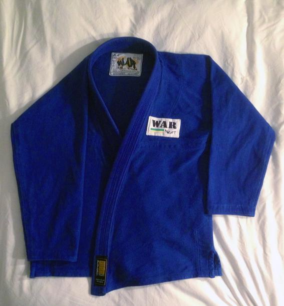 war kimonos brazilian jiu jitsu gi review 1