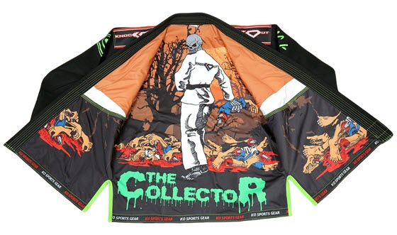 KO sports gear the collector series gi